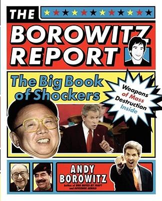 The Borowitz Report Cover