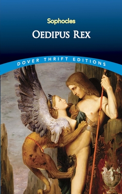 Oedipus Rex (Dover Thrift Editions) Cover Image