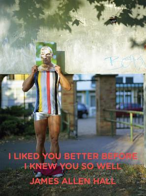 I Liked You Better Before I Knew You So Well Cover Image