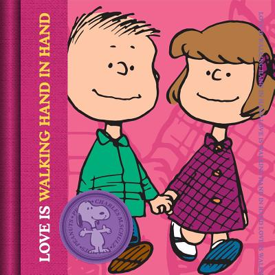 Love is Walking Hand in Hand (Peanuts® #2) Cover Image