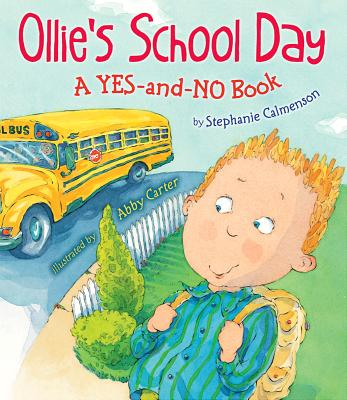 Cover for Ollie's School Day