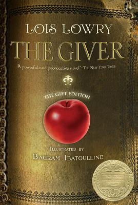 The Giver (illustrated; gift edition) (Giver Quartet #1) Cover Image