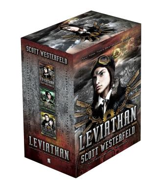 Leviathan: Leviathan; Behemoth; Goliath (The Leviathan Trilogy) Cover Image