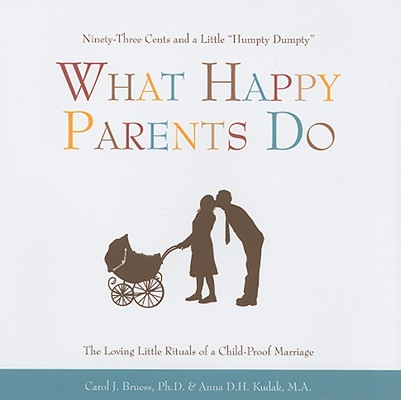 What Happy Parents Do Cover