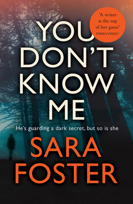 You Don't Know Me Cover Image