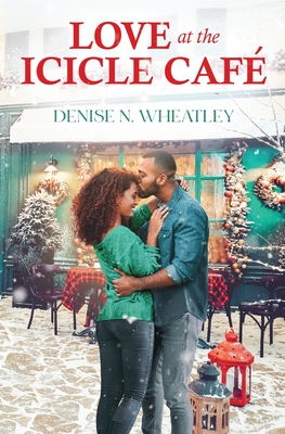 Love at the Icicle Café Cover Image