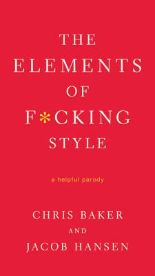 The Elements of F*cking Style Cover