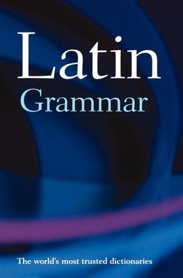 A Latin Grammar Cover Image