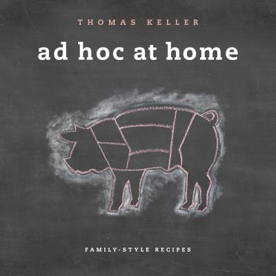 Ad Hoc at Home Cover