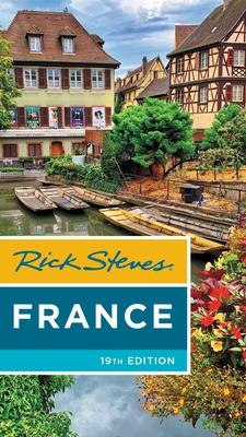 Rick Steves France Cover Image