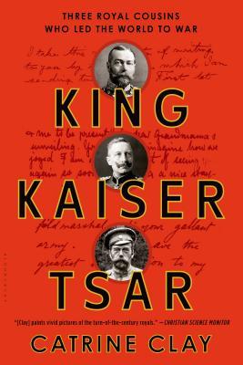 King, Kaiser, Tsar Cover