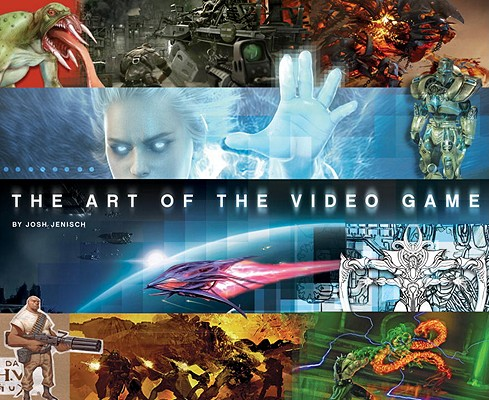The Art of the Video Game Cover