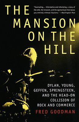 The Mansion on the Hill Cover