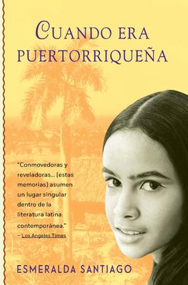 Cuando Era Puertorriquena Cover