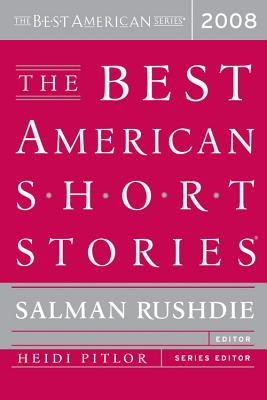 Cover for The Best American Short Stories 2008 (The Best American Series ®)