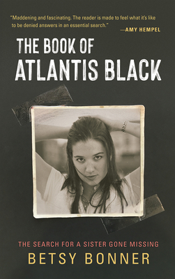 The Book of Atlantis Black: The Search for a Sister Gone Missing Cover Image