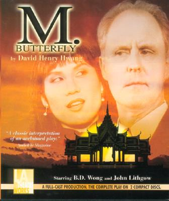 M. Butterfly (Audio Theatre Collection) Cover Image