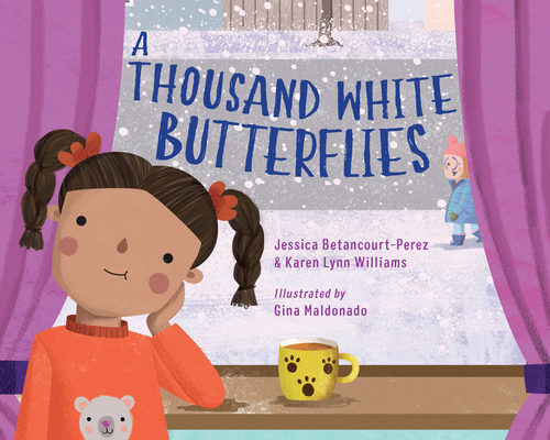Cover for A Thousand White Butterflies