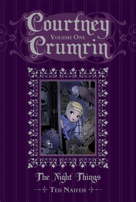 Courtney Crumrin Volume 1 Cover