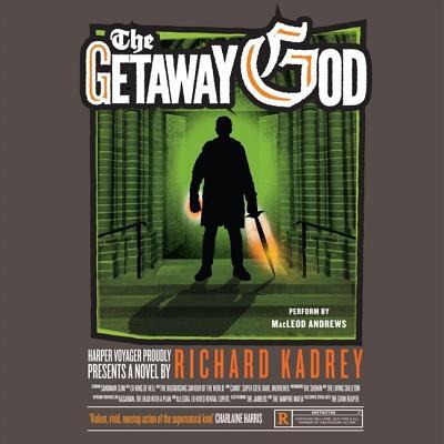 The Getaway God Lib/E: A Sandman Slim Novel (Sandman Slim Novels #6) Cover Image