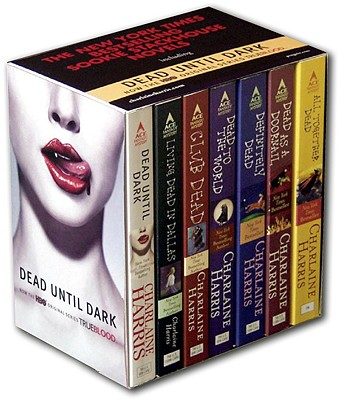 Sookie Stackhouse 7-Copy Boxed Set Cover