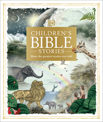Children's Bible Stories Cover Image