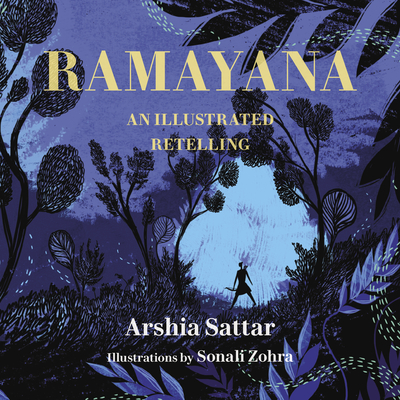 Ramayana: An Illustrated Retelling Cover Image