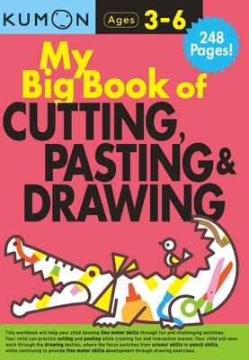 My Big Book of Cutting, Pasting, & Drawing Cover Image