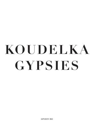 Koudelka: Gypsies Cover Image