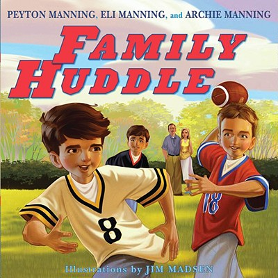 Family Huddle Cover