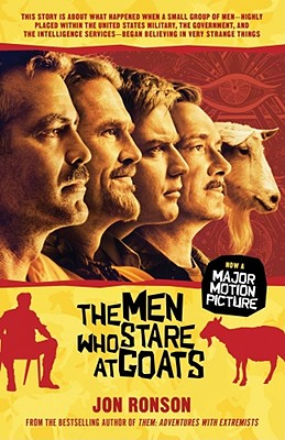 The Men Who Stare at Goats Cover