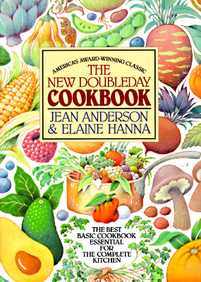 The New Doubleday Cookbook Cover