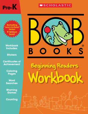 BOB Books: Beginning Readers Workbook Cover Image