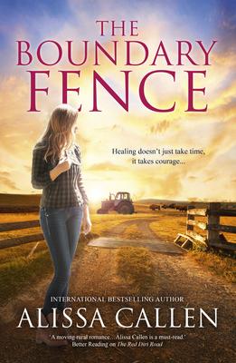 The Boundary Fence (a Woodlea Novel, #7) Cover Image