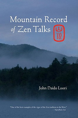 Mountain Record of Zen Talks Cover Image