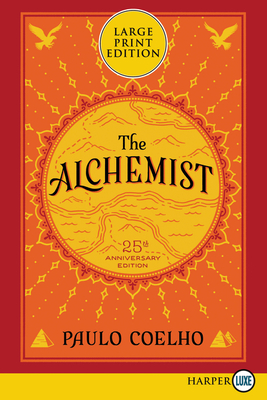 Cover for The Alchemist 25th Anniversary