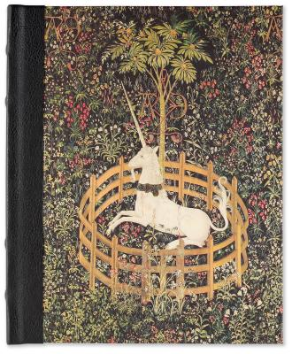 Unicorn Tapestry Journal (Diary, Notebook) Cover Image