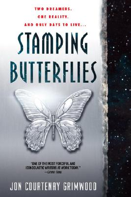Stamping Butterflies Cover