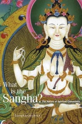 Cover for What Is the Sangha?