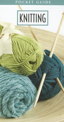 Knitting Pocket Guide Cover Image