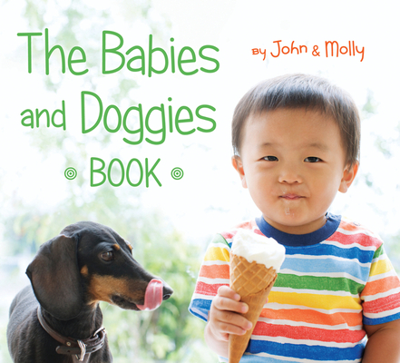 The Babies and Doggies Book Cover Image