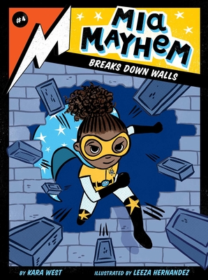 Mia Mayhem Breaks Down Walls Cover Image