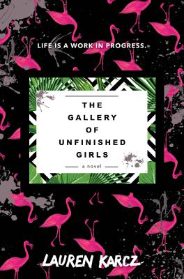 The Gallery of Unfinished Girls Cover Image