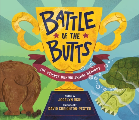Battle of the Butts: The Science Behind Animal Behinds Cover Image