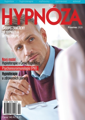 Hypnóza Cover Image