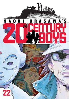Naoki Urasawa's 20th Century Boys, Volume 22 Cover