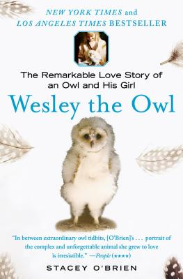 Wesley the Owl: The Remarkable Love Story of an Owl and His Girl Cover Image