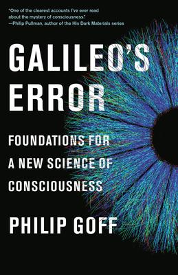 Cover for Galileo's Error