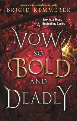 A Vow So Bold and Deadly (The Cursebreaker Series) Cover Image