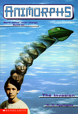 Animorphs #01: The Invasion Cover Image
